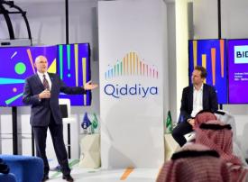 شركة القدية السعودية تربط المشروع بشبكة مترو الرياض