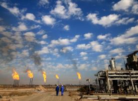العراق والكويت يختاران شركة بريطانية لدراسة تطوير حقول النفط المشتركة