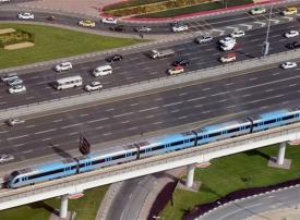 296 مليون راكب في وسائل النقل الجماعي بدبي النصف الأول لـ2019