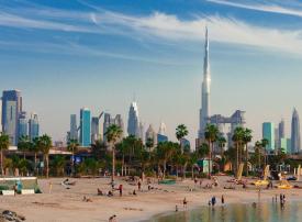 دبي ثالثا على قائمة المدن الأقل تكلفة بالنسبة لشراء المساكن الفاخرة