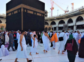 فيديو: ما سر برودة رخام المسجد الحرام في عز حرارة الصيف؟