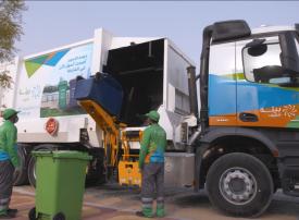 تشجيعا لفرز النفايات.. «بيئة» تمنح حاويتين لكل منزل في الشارقة