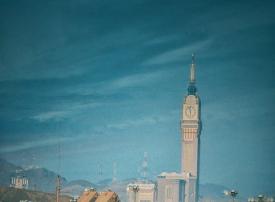 وزارة الدفاع السعودية تنشر صوراً تظهر مضادات صواريخ بجانب الحرم المكي