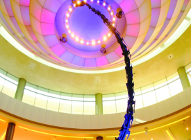 للبيع في دبي.. هيكل ديناصور بـ 14.6 مليوناً