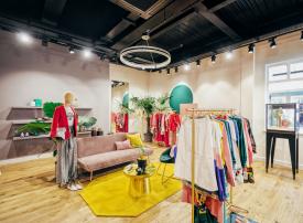 أول متجر مؤقت للملابس المحتشمة في لندن