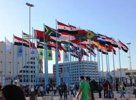 واشنطن تحذر الشركات والأفراد من المشاركة في معرض دمشق الدولي