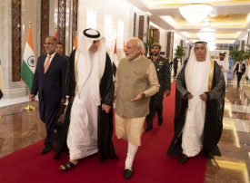 الإمارات ثالث أكبر شريك تجاري للهند بحوالي 60 مليار دولار في 2018-2019