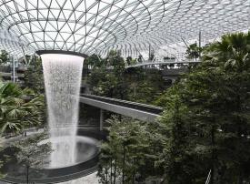 بالصور : أجمل مطارات العالم