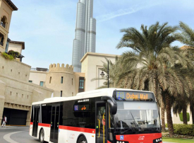 طرق دبي تطلق خطاً ليلياً جديداً للحافلات أول سبتمبر