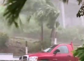 بالفيديو.. دوريان يدك الباهاما ويصبح ثاني أقوى أعاصير الأطلسي