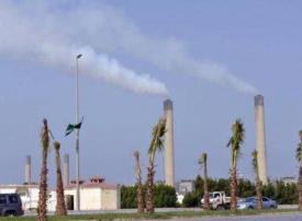 مدينة جدة تودع أخر مدخنتين في الكورنيش