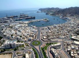 انخفاض الناتج المحلي بسلطنة عمان على أساس سنوي