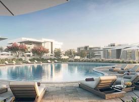 الدار العقارية تطلق أول مشروع بيع أراضٍ للأجانب في أبوظبي.. فيديو