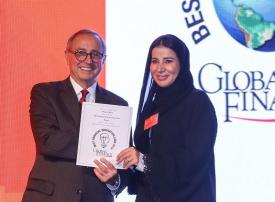 دبي المالي العالمي ينال جائزة أفضل مختبر للابتكار المالي من جلوبال فاينانس