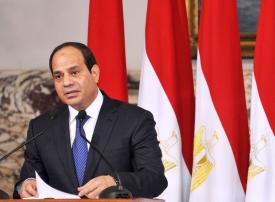 الرئيس السيسي ينفي اتهامات بالفساد وجهها مقاول وممثل مصري مغمور
