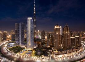 إعمار  العقارية تحظر تأجير العقارات كبيوت عطلات في «داون تاون» دبي