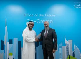 سيسكو تحتفل بإنجاز مشروعها التقني في مقر معرض إكسبو 2020 دبي