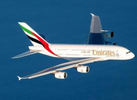 طيران الإمارات تعيد تشغيل طائرة ايرباص A380 إلى تورنتو من 16 أغسطس