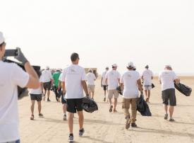 برنامج بيئي جديد للتخلص من المخلفات البحرية في مشروع البحر الأحمر السعودي
