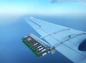 شاهد اختبار المواد المصنعة بتقنية النانو في عمليات الاستمطار في الإمارات