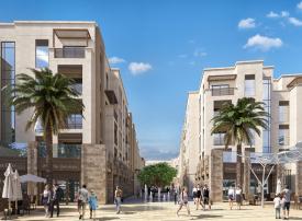 بالصور : بدء أعمال البنية التحتية لمشروع جنوب مدينة الرياض بتكلفة 1.53 مليار درهم