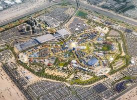 """كيف تستعد دبي """"للحدث الأروع في العالم""""، ولـ 25 مليون زيارة متوقعة"""