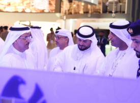 جمارك دبي تستعرض محرك الإنتاجية لزيادة القدرة الإنتاجية