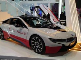 دبي تكشف عن السيارة الجيومكانية.. الأولى من نوعها