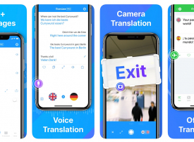 بالصور : أفضل 9 تطبيقات ترجمة للمسافرين