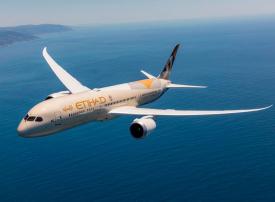 الاتحاد للطيران ترفع قدرتها الاستيعابية للمسافرين بين أبوظبي وبيروت