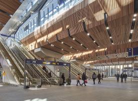 بالصور : قائمة بالمرشحين النهائيين للفوز بجائزة ريبا للعمارة