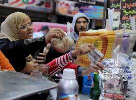 التضخم في مصر يهوي إلى 4.8% في سبتمبر مسجلاً أدنى مستوى في 7 سنوات