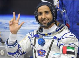 بعد عودته إلى الإمارات، أبرز إنجازات هزاع المنصوري في رحلته إلى الفضاء