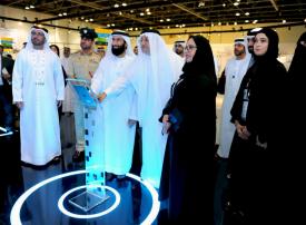 صحة دبي تطلق «روبوتيك» أول موظف موارد بشرية ذكي