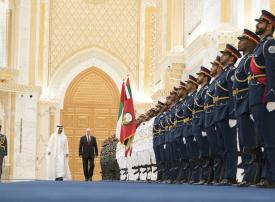 بالصور.. الرئيس الروسي في ضيافة الإمارات وسط استقبال حافل