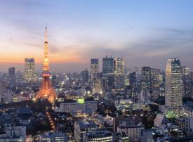 بالصور : طوكيو أفضل مدينة للزيارة في عام 2019