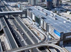 طرق دبي تفتتح جسور مبنى مواقف زعبيل دبي مول نهاية أكتوبر الجاري