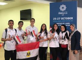 1500 متنافس في بطولة العالم للروبوتات والذكاء الاصطناعي غداً الخميس بدبي