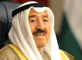 شيخ كويتي يتبرع بـ 50 مليون دولار ابتهاجاً بعودة أمير البلاد سالماً