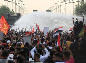 مصدران: رئيس وزراء العراق يأمر بإنهاء الاحتجاجات