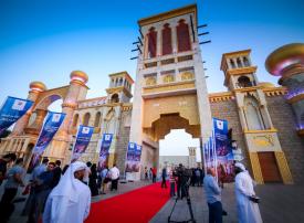 اليوم.. انطلاق القرية العالمية بموسمها الـ 24 في دبي