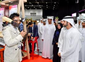 أسبوع دبي للمستقبل ينطلق غداً الأحد لإشراك الشباب و دعم الموهوبين