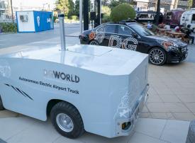 أسبوع دبي للمستقبل يقدم تجارب تفاعلية لعربات ذاتية القيادة