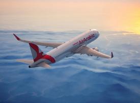 العربية للطيران تنفي تقارير متداولة حول العمليات المستقبلية للشركة