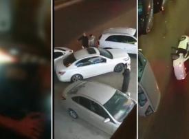 فيديو: الشرطة تقبض على أشهر سارق في السعودية