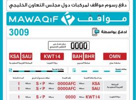 الإمارات: إطلاق خدمة الرسائل النصية في دفع المواقف للزوار من «مجلس التعاون»