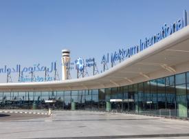تضاعف أعداد المسافرين عبر مطار آل مكتوم الدولي بدبي إلى نحو 1.3 مليون