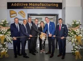 أبوظبي: الاتحاد الهندسية تفتتح «معمل التصنيع الجمعي» للطباعة ثلاثية الأبعاد