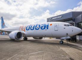 بوينغ تبحث تخفيف أضرار وقف «737 ماكس» على فلاي دبي