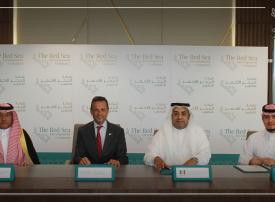 شراكات توفر فرص عمل لسكان منطقة مشروع البحر الأحمر السعودي